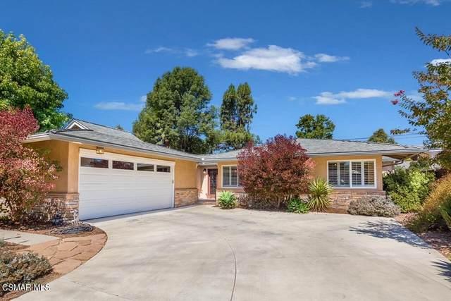 2391 Sirius Street, Thousand Oaks, CA 91360 (#221005174) :: Blake Cory Home Selling Team