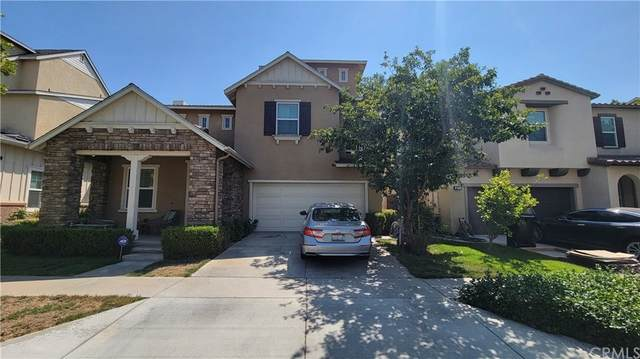 8683 Quiet Woods Street, Chino, CA 91708 (#OC21207239) :: Corcoran Global Living