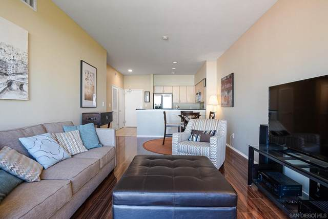 445 Island Ave #611, San Diego, CA 92101 (#210026736) :: Rogers Realty Group/Berkshire Hathaway HomeServices California Properties