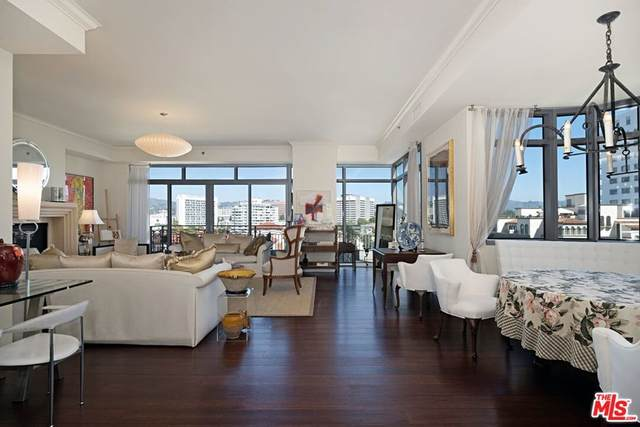 10800 Wilshire Boulevard #702, Los Angeles (City), CA 90024 (#21786006) :: First Team Real Estate