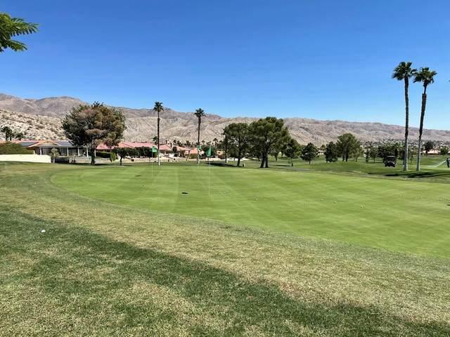 0 Turnesa Court, Desert Hot Springs, CA 92240 (#219067828PS) :: Corcoran Global Living