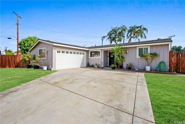758 N Ellen Drive, West Covina, CA 91790 (#PW21207498) :: Steele Canyon Realty