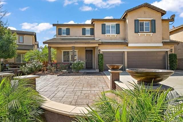 14141 Apple Grove Court, Eastvale, CA 92880 (#CV21202291) :: Steele Canyon Realty