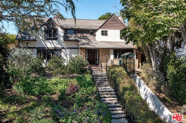 1329 Club View Drive, Los Angeles (City), CA 90024 (#21785714) :: First Team Real Estate