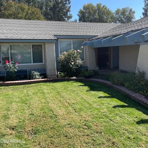 3760 Rocky River Street, Simi Valley, CA 93063 (#221005175) :: Zen Ziejewski and Team
