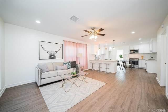 6301 S Harcourt Avenue, Los Angeles (City), CA 90043 (#SR21207671) :: Wendy Rich-Soto and Associates