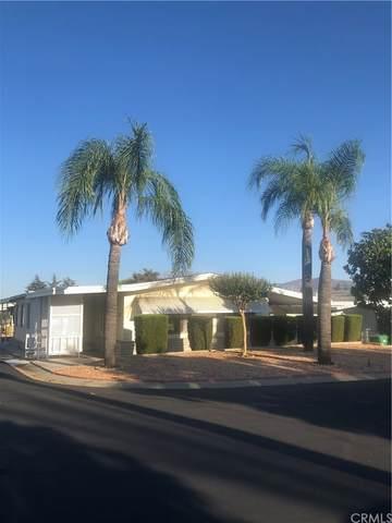 5700 W Wilson Street #112, Banning, CA 92220 (#EV21208037) :: American Real Estate List & Sell