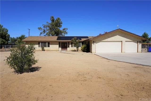 18740 Mingo Road, Apple Valley, CA 92307 (#EV21208066) :: Go Gabby
