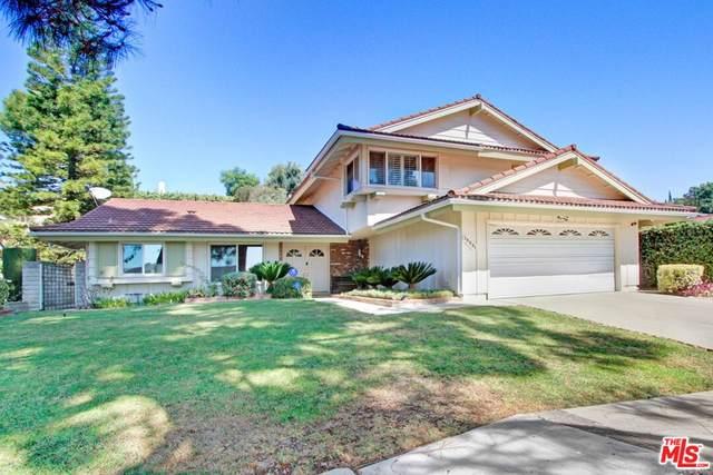 18931 Kinbrace Street, Porter Ranch, CA 91326 (#21785750) :: Corcoran Global Living
