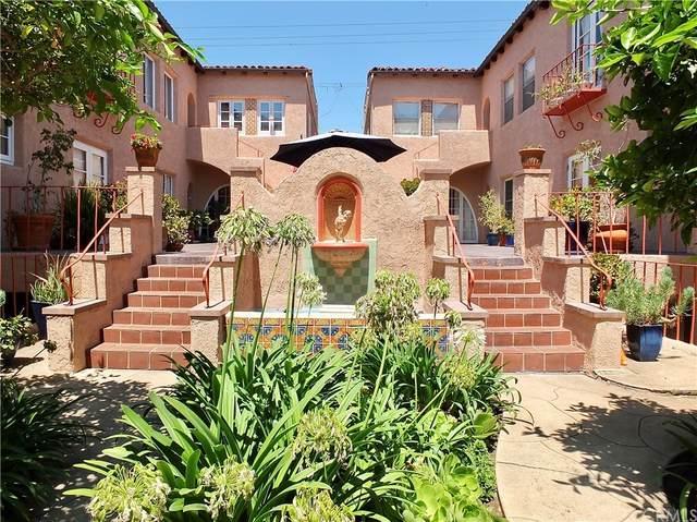 1905 E 1st Street O, Long Beach, CA 90802 (#PW21208075) :: Wendy Rich-Soto and Associates