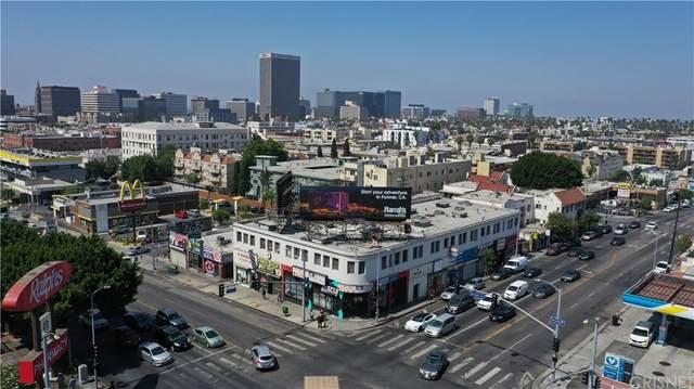 301 S Vermont Avenue, Los Angeles (City), CA 90020 (#SR21208079) :: RE/MAX Empire Properties