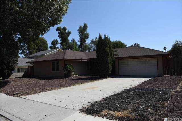 4079 Rosewood Way, Chino Hills, CA 91709 (#EV21207470) :: Steele Canyon Realty