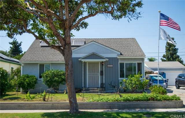 6033 Dunrobin Avenue, Lakewood, CA 90713 (#PW21208080) :: Wendy Rich-Soto and Associates