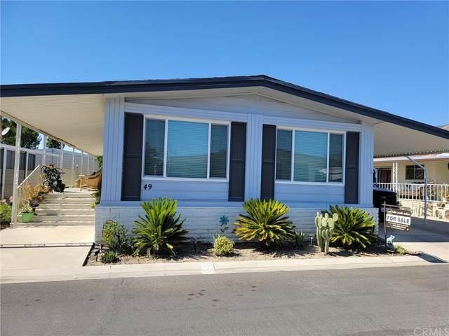 2230 Lake Park Drive #49, San Jacinto, CA 92583 (#OC21208142) :: Zen Ziejewski and Team