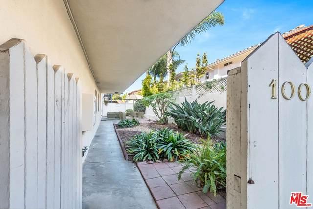 2015 Bataan Road #100, Redondo Beach, CA 90278 (#21785604) :: Frank Kenny Real Estate Team