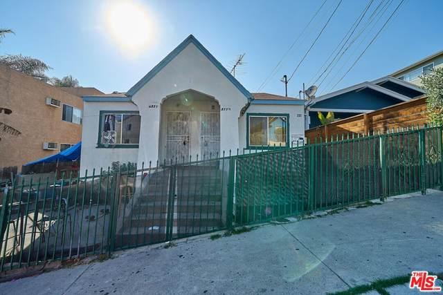 221 Lake Shore Terrace, Los Angeles (City), CA 90026 (#21785896) :: Realty ONE Group Empire