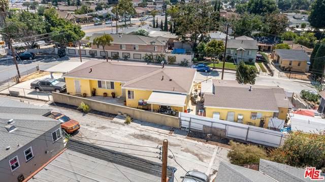 425 S Arizona Avenue, Los Angeles (City), CA 90022 (#21786180) :: Frank Kenny Real Estate Team