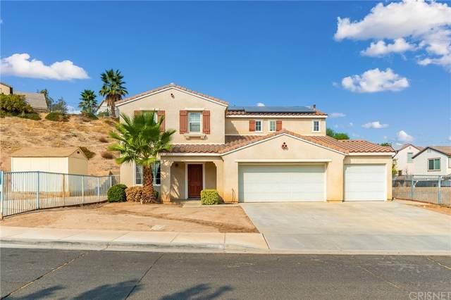 38333 Wakefield Place, Palmdale, CA 93551 (#SR21208120) :: Zen Ziejewski and Team