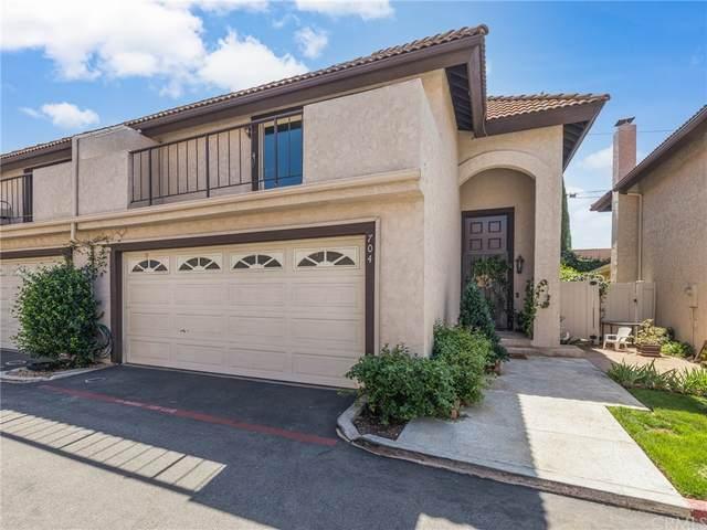 704 E Rowland Street, Covina, CA 91723 (#SB21207525) :: Steele Canyon Realty