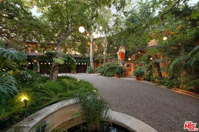 500 Perugia Way, Los Angeles (City), CA 90077 (#21783304) :: Massa & Associates Real Estate Group | eXp California Realty Inc