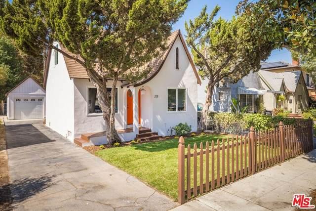 231 W Cedar Avenue, Burbank, CA 91502 (#21786250) :: Jett Real Estate Group