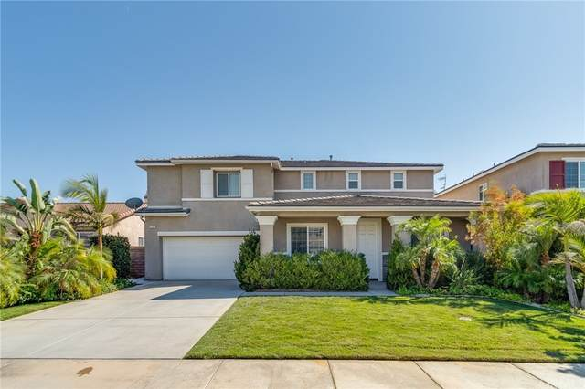 27135 Oak Ridge Drive, Moreno Valley, CA 92555 (#CV21208170) :: Zen Ziejewski and Team
