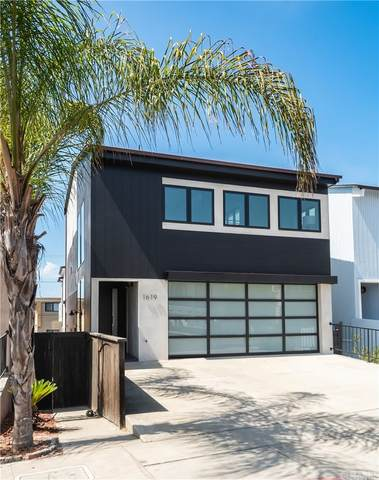 1619 Monterey Boulevard, Hermosa Beach, CA 90254 (#SB21186123) :: Wendy Rich-Soto and Associates