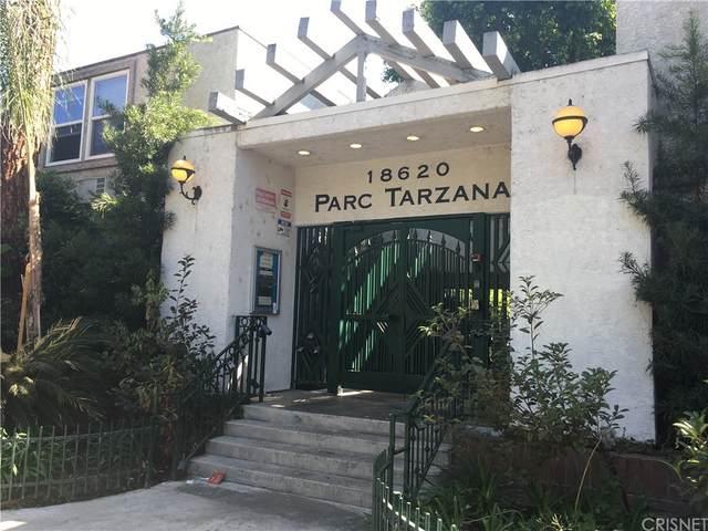 18620 Hatteras Street #142, Tarzana, CA 91356 (#SR21208188) :: Jett Real Estate Group