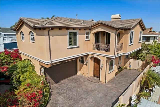 1909 Perry Avenue B, Redondo Beach, CA 90278 (#SB21207272) :: Zen Ziejewski and Team