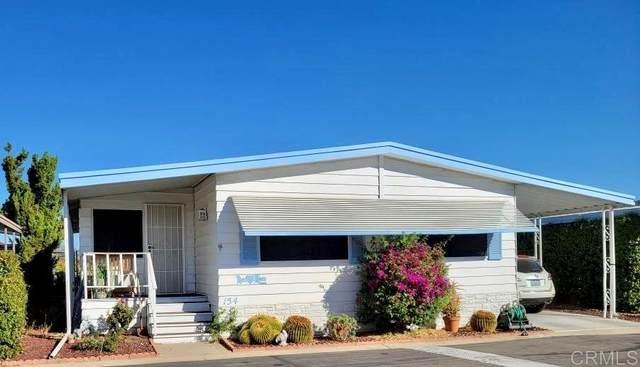 1212 H Street #154, Ramona, CA 92065 (#NDP2110934) :: Steele Canyon Realty