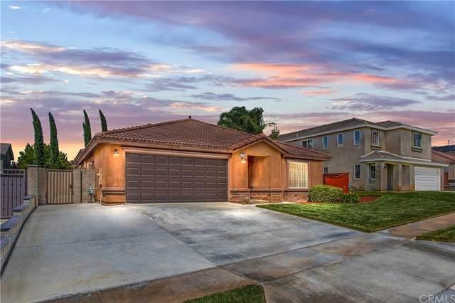 1443 Augusta Street, Beaumont, CA 92223 (#EV21208186) :: American Real Estate List & Sell
