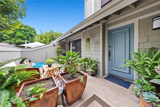 4314 Glencoe Avenue #6, Marina Del Rey, CA 90292 (#SB21207330) :: Zen Ziejewski and Team
