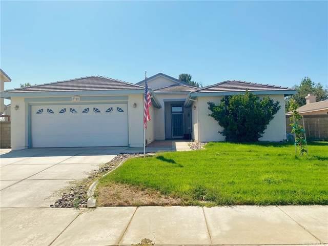 3910 Parkside Court, Rosamond, CA 93560 (#SW21208225) :: Swack Real Estate Group | Keller Williams Realty Central Coast