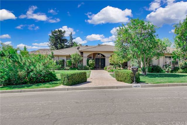 34839 Olive Tree Lane, Yucaipa, CA 92399 (#TR21165635) :: Wendy Rich-Soto and Associates