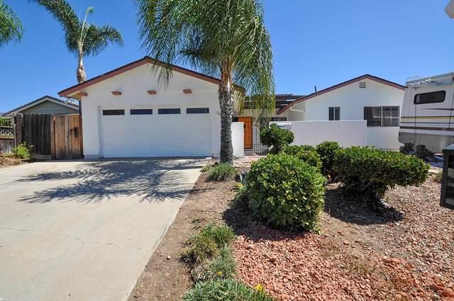9647 Medina Drive, Santee, CA 92071 (#PTP2106664) :: Steele Canyon Realty