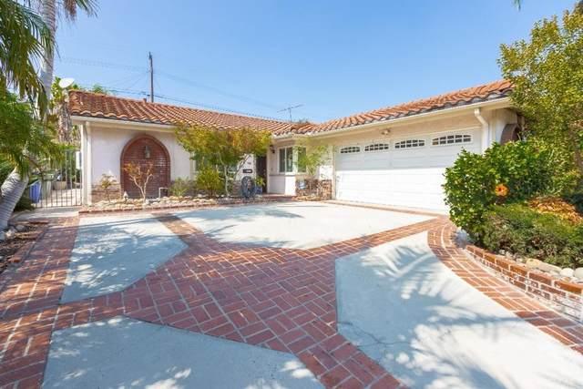 12033 Los Reyes Avenue, La Mirada, CA 90638 (#PW21205770) :: Steele Canyon Realty