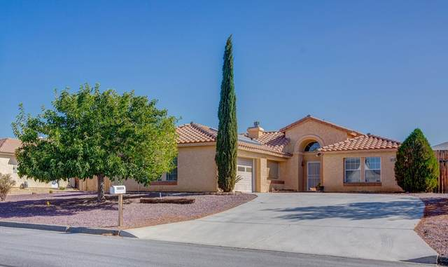 58253 Taos Trail, Yucca Valley, CA 92284 (#219067848DA) :: Cochren Realty Team | KW the Lakes