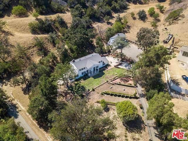 12334 Viewcrest Road, Studio City, CA 91604 (#21784644) :: Legacy 15 Real Estate Brokers