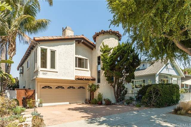 1007 Emerald Street, Redondo Beach, CA 90277 (#SB21207535) :: Frank Kenny Real Estate Team