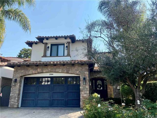2504 Pine Avenue, Manhattan Beach, CA 90266 (#SB21208288) :: Steele Canyon Realty