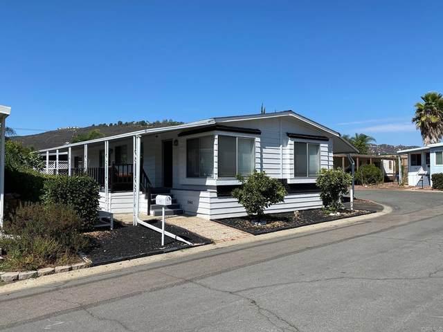 971 Borden #43, San Marcos, CA 92069 (#NDP2110935) :: Frank Kenny Real Estate Team