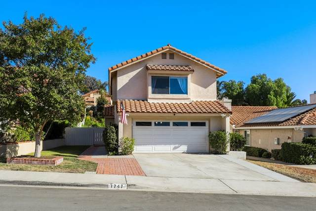 1747 Wingfoot Pl, El Cajon, CA 92019 (#210026769) :: Corcoran Global Living