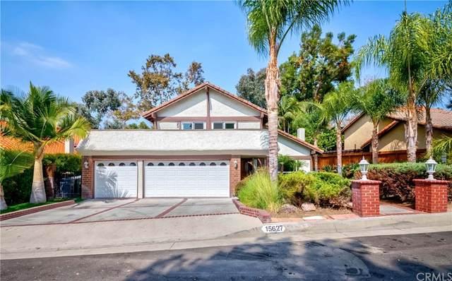 15627 Yellowbrook Lane, La Mirada, CA 90638 (#PW21207358) :: Steele Canyon Realty