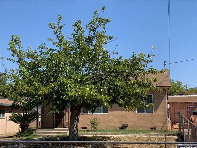 1310 Tourmaline Avenue, Mentone, CA 92359 (#EV21208325) :: Jett Real Estate Group