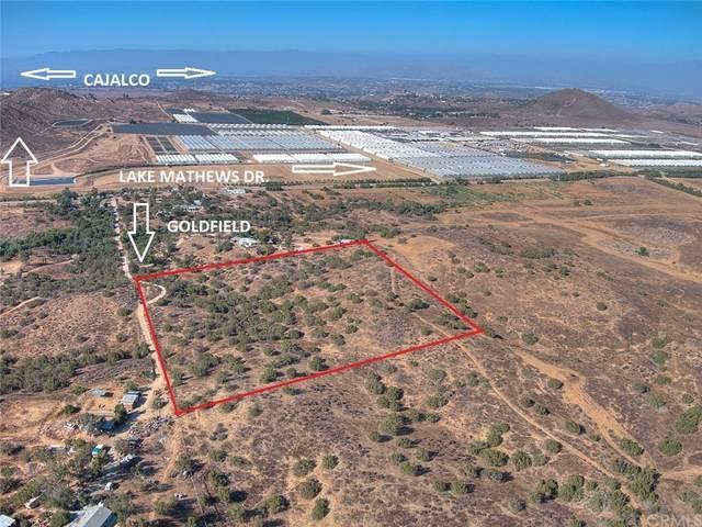 9 Acres Goldfield 1, Lake Mathews, CA 92570 (#IG21208310) :: Steele Canyon Realty