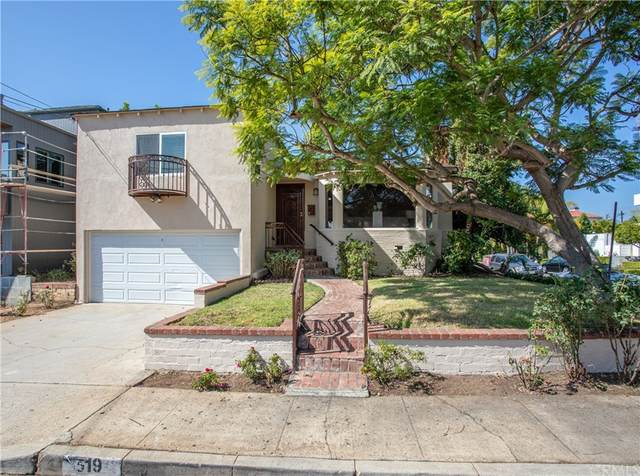 519 Beirut Avenue, Pacific Palisades, CA 90272 (#BB21207636) :: American Real Estate List & Sell