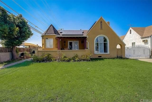 1317 S Raymond Avenue, Alhambra, CA 91803 (#PF21207987) :: Corcoran Global Living