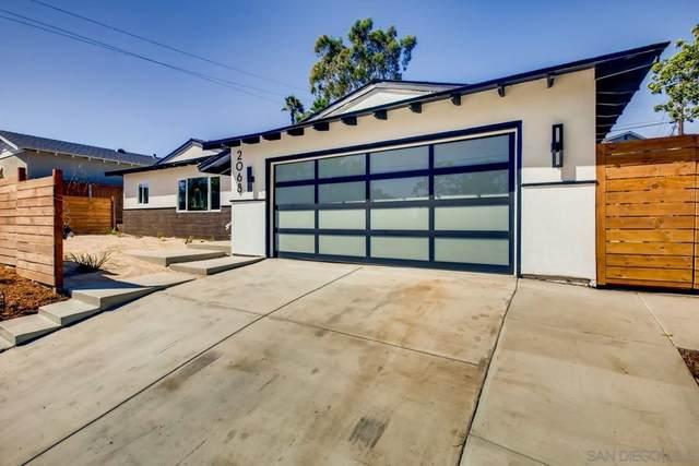 2068 Beryl Street, San Diego, CA 92109 (#210026775) :: Frank Kenny Real Estate Team