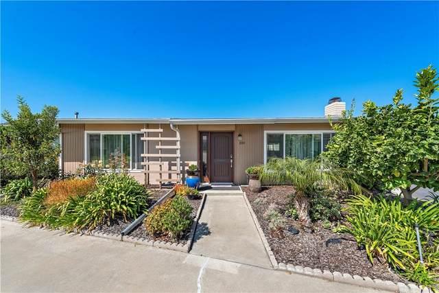159 Monte Vista #31, San Clemente, CA 92672 (#OC21208210) :: Frank Kenny Real Estate Team