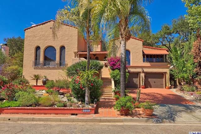 2331 Hollister Terrace, Glendale, CA 91206 (#320007610) :: Steele Canyon Realty
